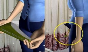 세균 감염 막는 여성용 '서서 소변 보는' 기구 출시됐다 (영상)