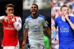 영국프로축구선수협회 팬들이 선정한 올해의 선수 Top 6
