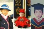 리우올림픽 '국대' 3인방의 남다른 어린시절 (사진)