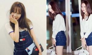 사복 패션으로 '여신 매력' 뽐내는 여자 연예인 7명