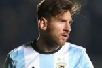 메시 경기중 '허리부상'에 병원 이송…아르헨티나 비상