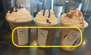 스타벅스 점원이 '진상 고객' 몰래 골탕 먹이는 방법