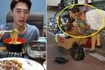 먹방 BJ 밴쯔가 길에서 야채 파는 할머니 본 뒤 보인 행동