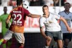 맨유 데뷔전에서 '전반 4분'만에 골 넣은 즐라탄 (영상)