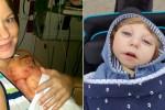'생존율 10%' 무뇌증 아기가 2번째 생일을 맞이했다