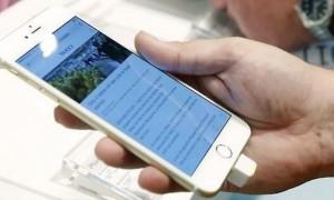 아이폰6 이용자들, 터치스크린 결함으로 애플에 집단소송