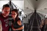 비행기에 '둘만' 탑승해 전용기 기분 낸 행운의 커플