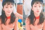 앞머리 내리고 더 예뻐진 '에이핑크' 보미 일상 사진