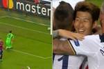 손흥민, 1-0 팀 승리 이끈 환상적인 결승골 (영상)