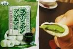 일본가면 꼭 먹어봐야 하는 쫀득쫀득 '녹차 마시멜로'