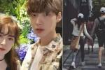 일본서 손 꼭잡고 길거리 데이트 즐기는 구혜선♥안재현 부부 (영상)
