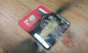 판매 재개한 첫날(1일), 교환 받은 갤노트7 또다시 폭발
