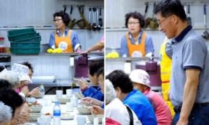 16년간 매일 180명 어르신에게 식사 대접한 식당 사장님