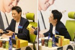 팬들보다 더 활짝 웃으며 사인해준 김래원의 매너 (사진 11장)