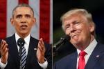 도널드 트럼프 당선에 오바마 대통령이 한 말 (영상)