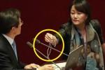 황교안 총리에게 '오방끈' 던져준 초선의원의 패기 (영상)