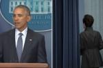 박 대통령과 비교되는 오바마 대통령의 기자회견 (영상)