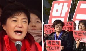대한민국 모든 여성을 모욕한 '여성 대통령' 박근혜
