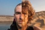 1년 동안 '4600km' 걸어서 여행한 남성의 변화 (영상)