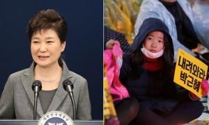 박 대통령의 3차 담화는 절대 물러나지 않겠다는 '꼼수'