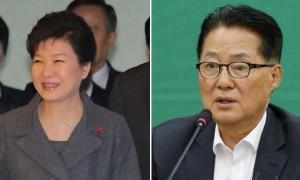 영남 배신한 박근혜와 호남 농락한 박지원의 '대국민 사기극'