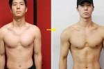운동만으로 '어좁이'서 '어깨깡패'로 변신할 수 있다는 증거 (영상)
