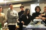 '도깨비' 공유·이동욱·김고은·유인나 모인 '쫑파티' 현장 (영상)