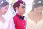 결혼 19년만에 '리마인드 웨딩' 지석진 아내의 미모 (영상)
