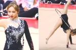 올림픽 무대 뺨치는 '아육대' 성소의 리듬체조 리허설 영상
