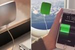 햇빛만 있으면 충전 가능한 '광합성' 보조 배터리