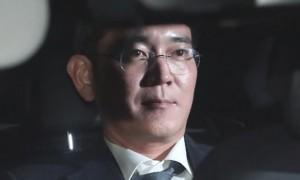 이재용 삼성 부회장 전격 구속…재벌총수 '영장 1호'
