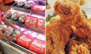 닭고기 가격 2개월새 150% 폭등…'치킨대란' 우려