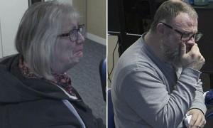생전 처음 '서로의 목소리' 들은 청각장애 부부 (영상)