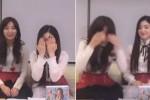 방송에서 사고치고 깜짝 놀란 아이린이 보인 반응 (영상)