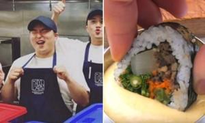 '뉴요커 입맛저격' 미국 뉴욕에 김밥집 오픈한 이원일 셰프