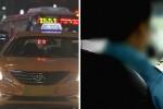 '기사면허증' 없는 택시에서 도망친 여성이 SNS에 올린 글