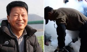 뻥튀기 팔아 모은 '1억원' 기부한 60대 할아버지