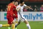 한국, 중국에 '0-1' 충격패…러시아행 빨간불