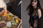 '명품 몸매' 강소라가 공개한 '저녁 식단' 메뉴