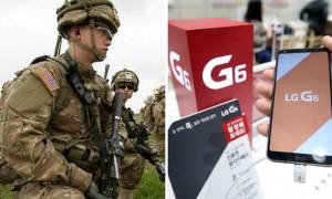 LG가 미 국방부 14개 테스트 합격한 'G6'홍보를 꺼린(?) 이유