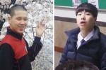 민머리하고 '벚꽃놀이' 간 사진 공개한 '고등래퍼' 최하민