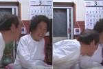 매일 신혼처럼 '커플 잠옷' 입고 꼭 붙어 자는 70대 부부 (영상)
