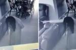 주인 없는 집 CCTV에 포착된 가정부의 소름끼치는 모습 (영상)