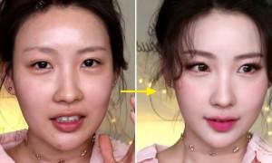 '벚꽃 놀이' 갈때 하면 좋은 이사배의 봄 메이크업 영상