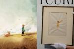 생텍쥐페리가 직접 그린 '어린왕자' 삽화, 1억 7천만 원에 낙찰