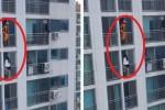 발차기 '한방'으로 자살시도 여성 살린 소방관 (영상)