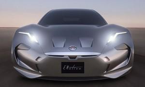 영화 '007' 본드카 디자이너가 만든다는 전기자동차