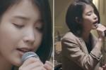 세월호 아픔 떠올리게 하는 아이유 '이름에게' 라이브 (영상)