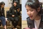 혼자 알바하며 밤새 노래 연습하는 팬과 듀엣곡 부른 아이유 (영상)