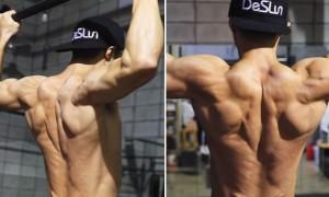 올여름 턱걸이만으로 '어깨깡패' 될 수 있는 운동법 (영상)